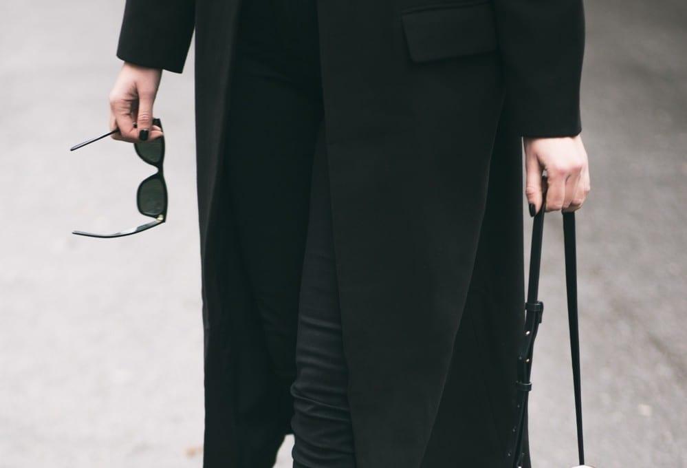 Noir bas de tenue by Mademoiselle M