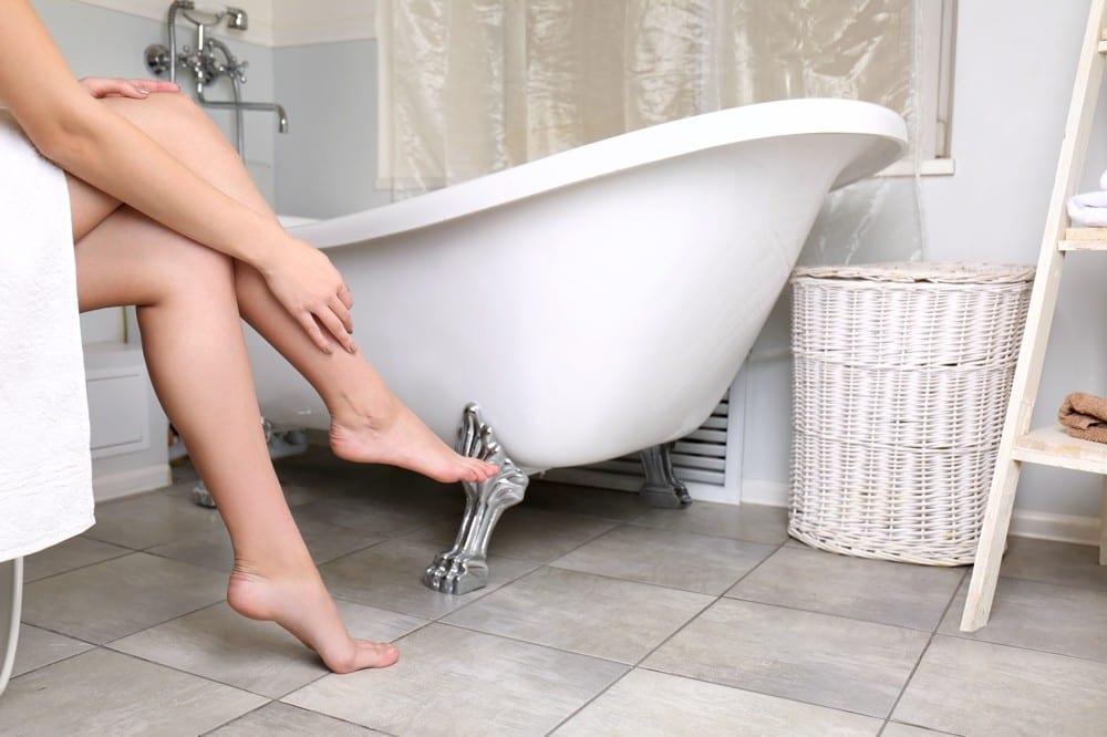 Rayonner Soin de soi baignoire by Mademoiselle M