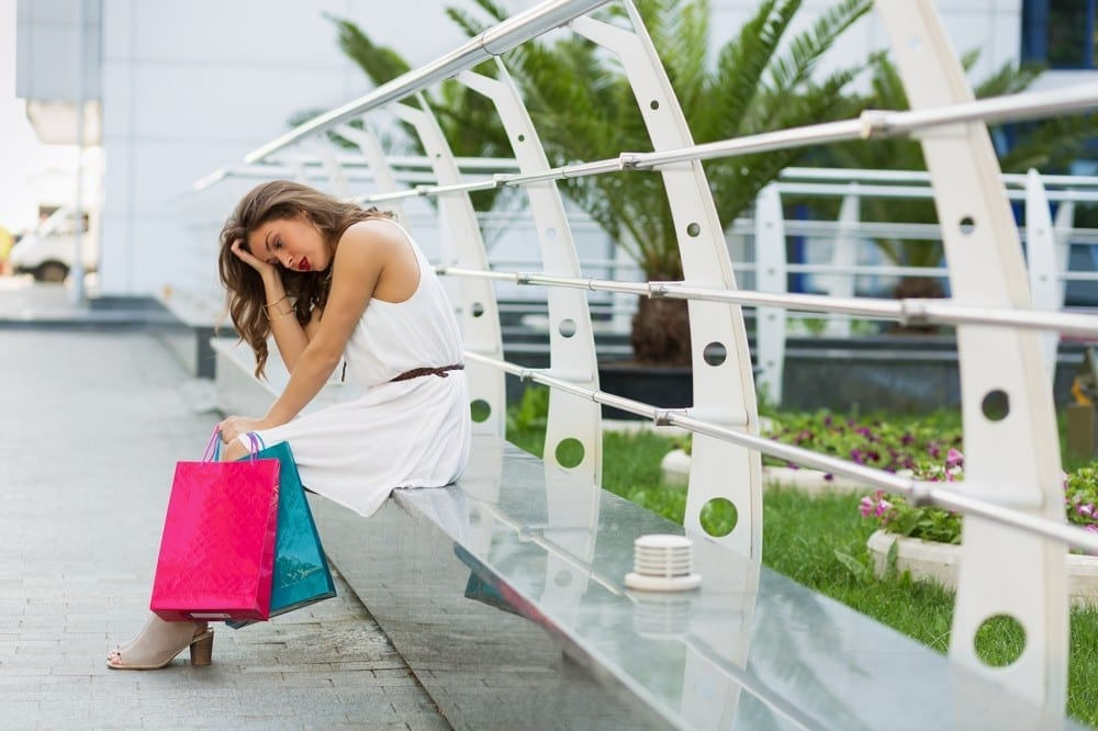 Shopping regret achats by Mademoiselle M