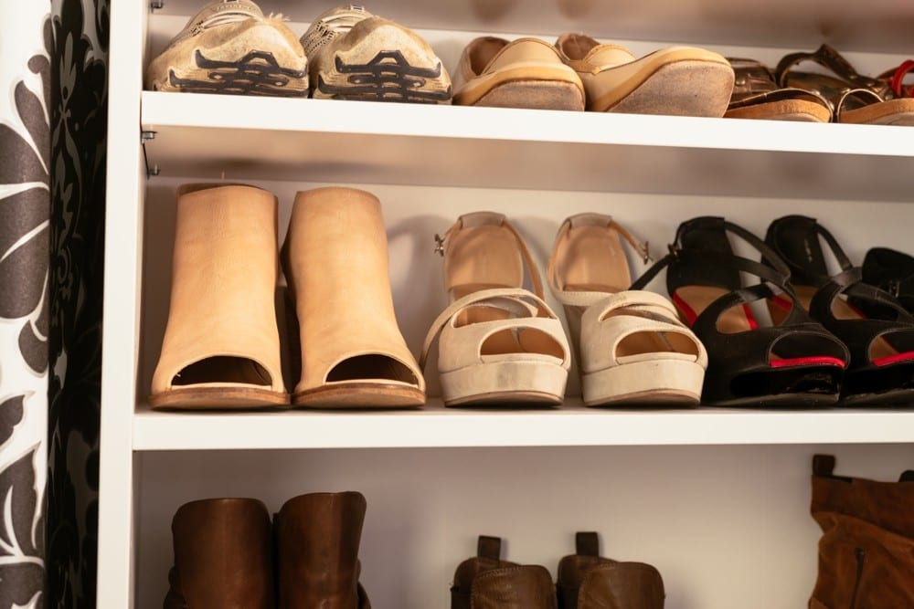 Armoire à chaussures by Mademoiselle M