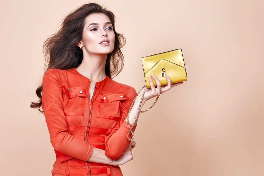 Mauvaises couleurs brune orange by Mademoiselle M