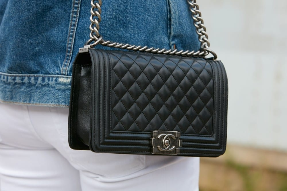 Musts garde-robe Sac Chanel by Mademoiselle M