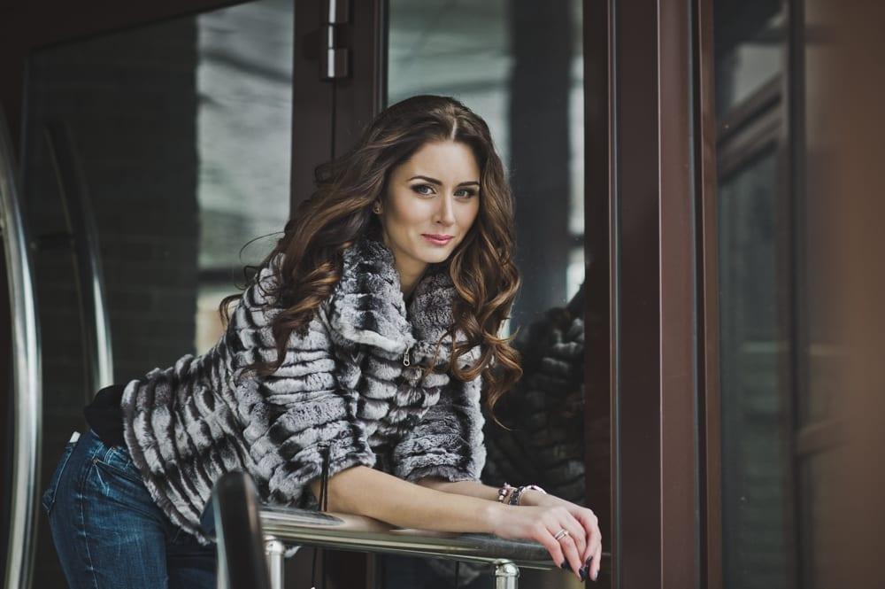 10 astuces pour votre élégance - Mademoiselle M blouson gris