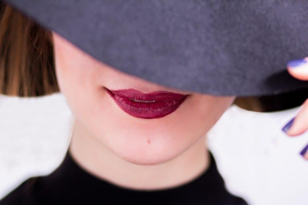 Elégance rouge à lèvres