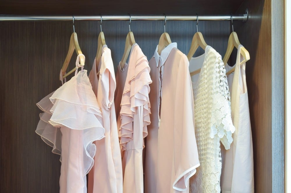 Garde-robe couleurs pastels by Mademoiselle M