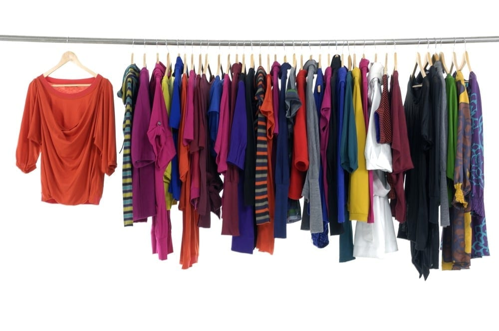 Garde-robe couleurs vives by Mademoiselle M