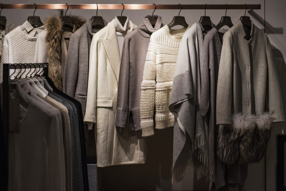 Garde-robe neutres by Mademoiselle M
