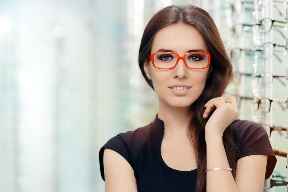 Lunettes rouges by Mademoiselle M
