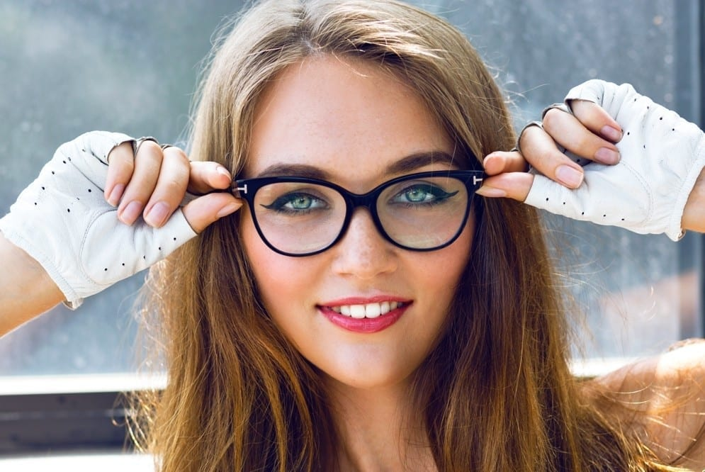 Lunettes seyantes by Mademoiselle M