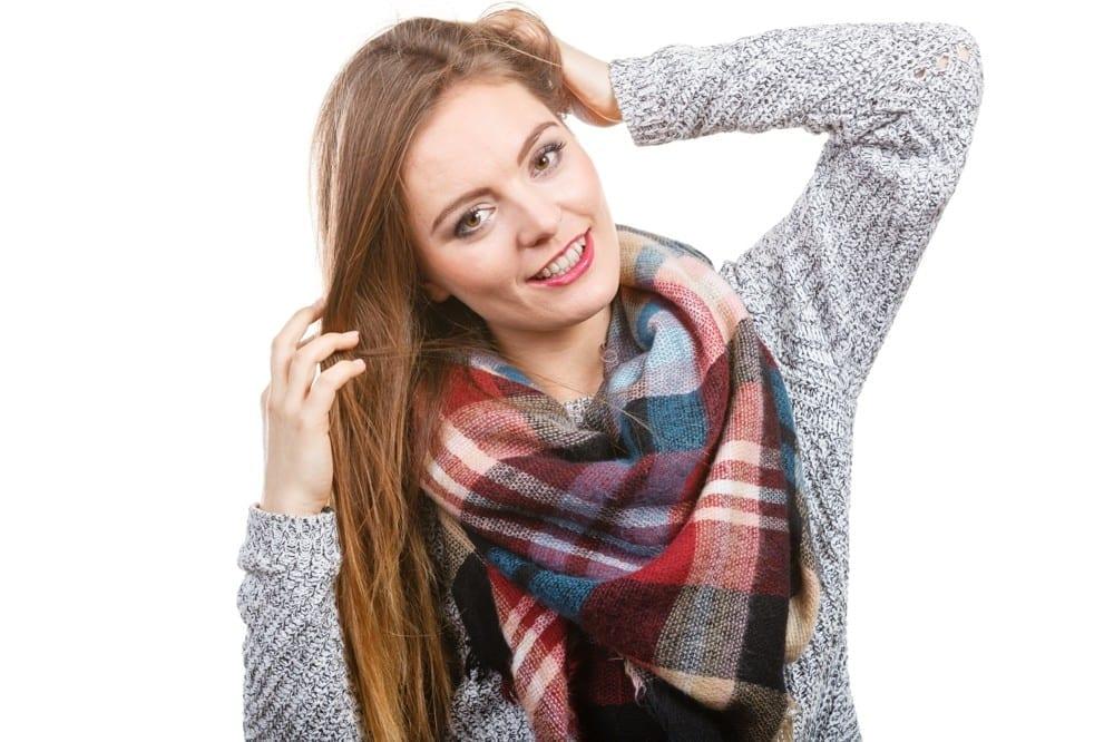 Plus pulpeuse foulard by Mademoiselle M