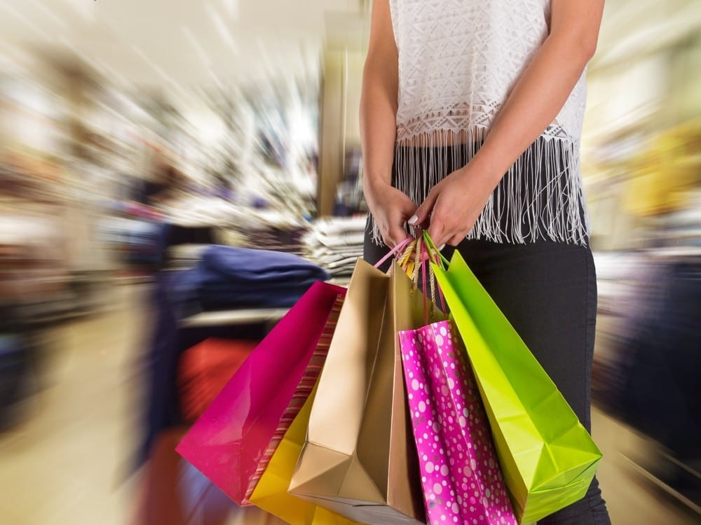 Shopping stress by Mademoiselle M