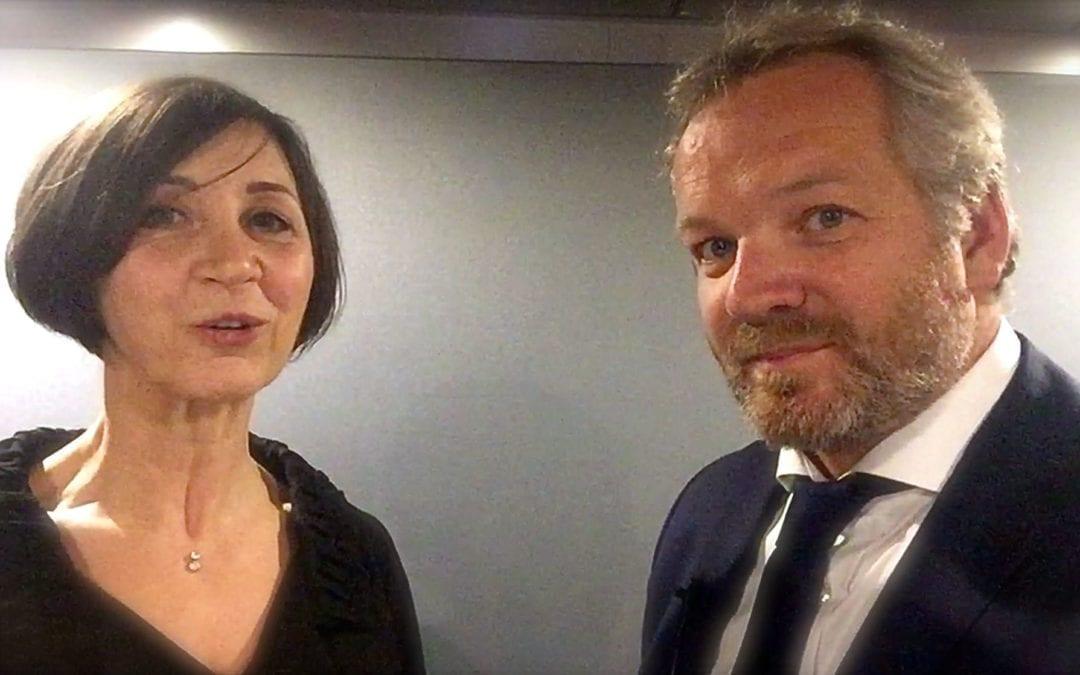 Mademoiselle M interviewe David Lefrançois