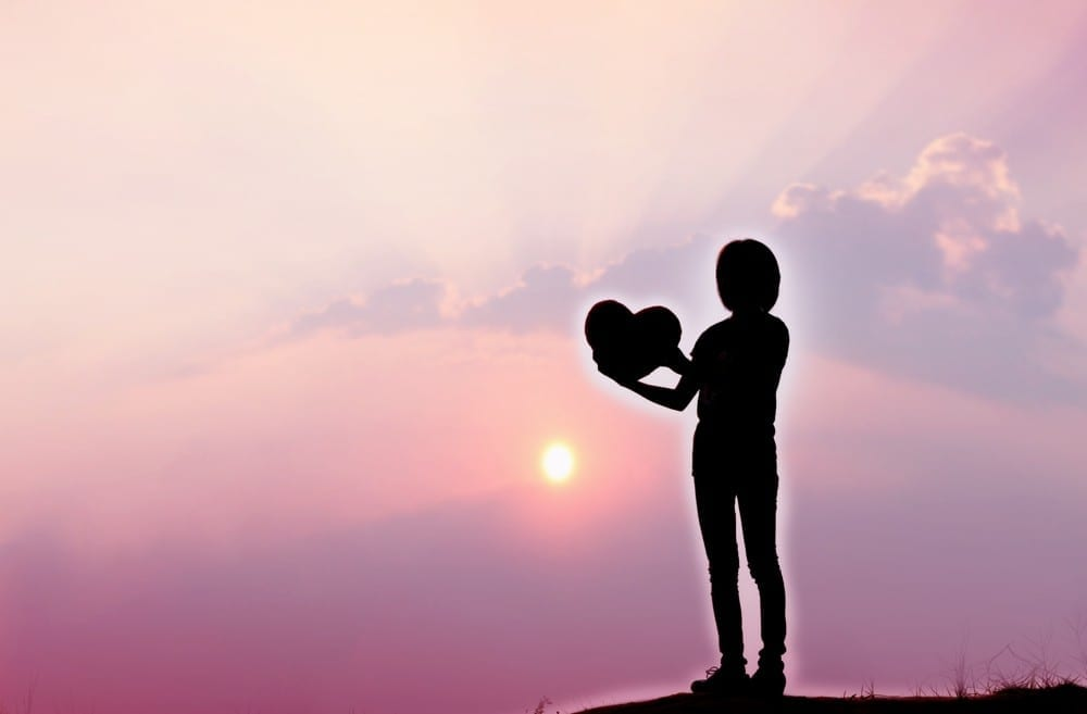 S'aimer coeur dans la main by Mademoiselle M