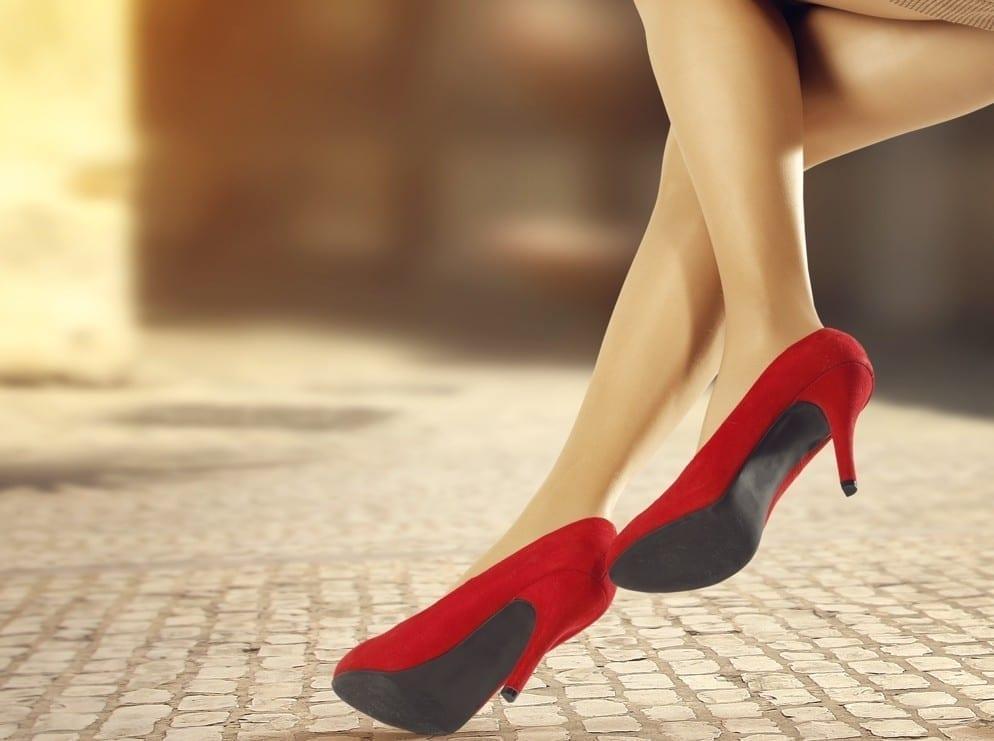 Choisir chaussures échancrées by Mademoiselle M