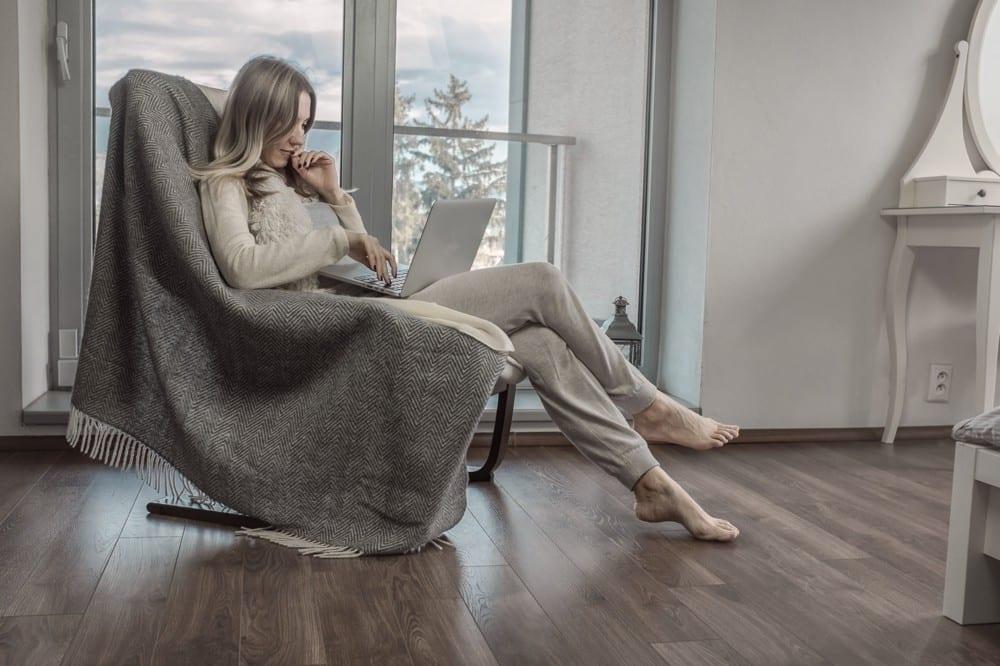 Dress code loungewear by Mademoiselle M