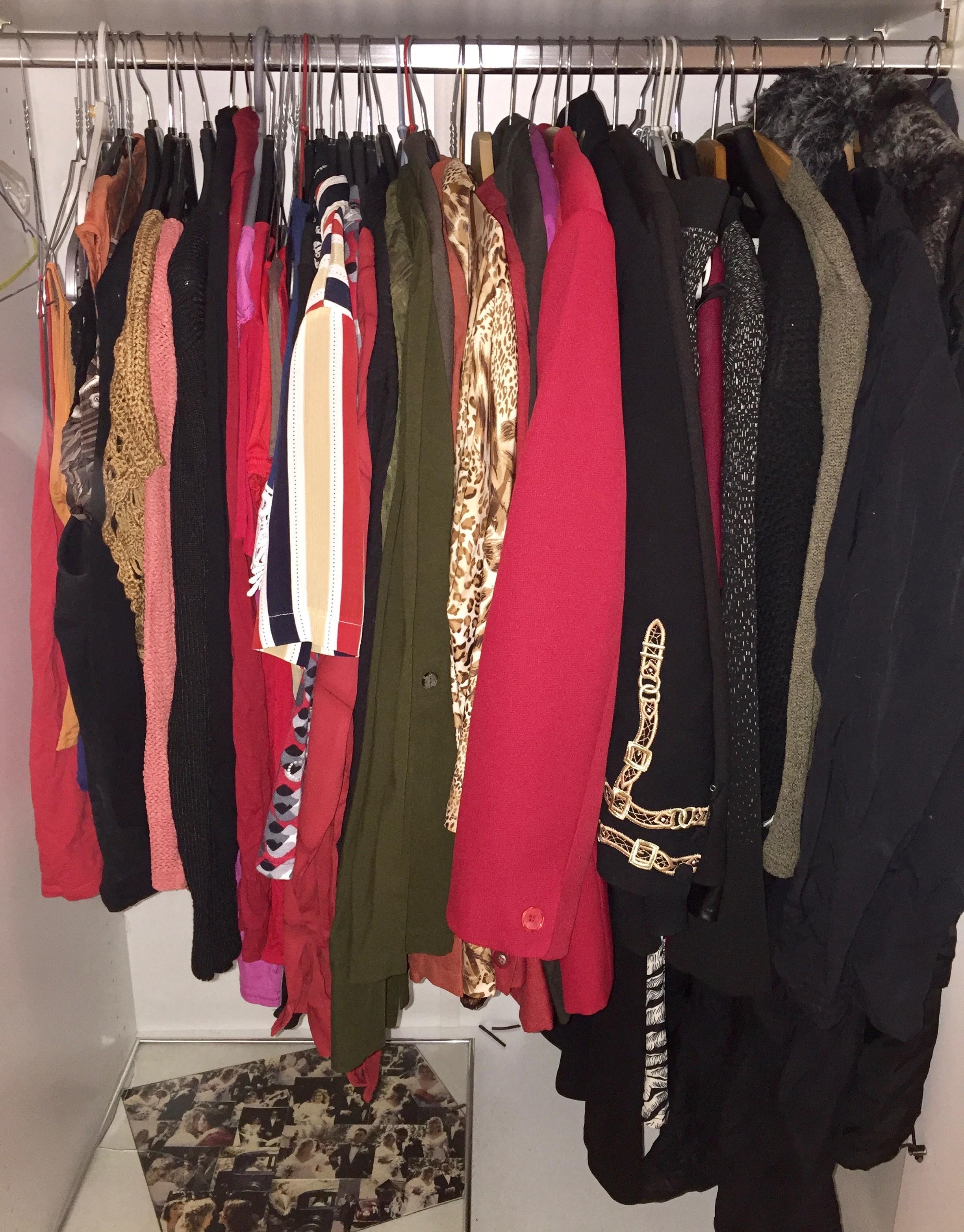 Armoire à vêtements après Christine 1 by Mademoiselle M