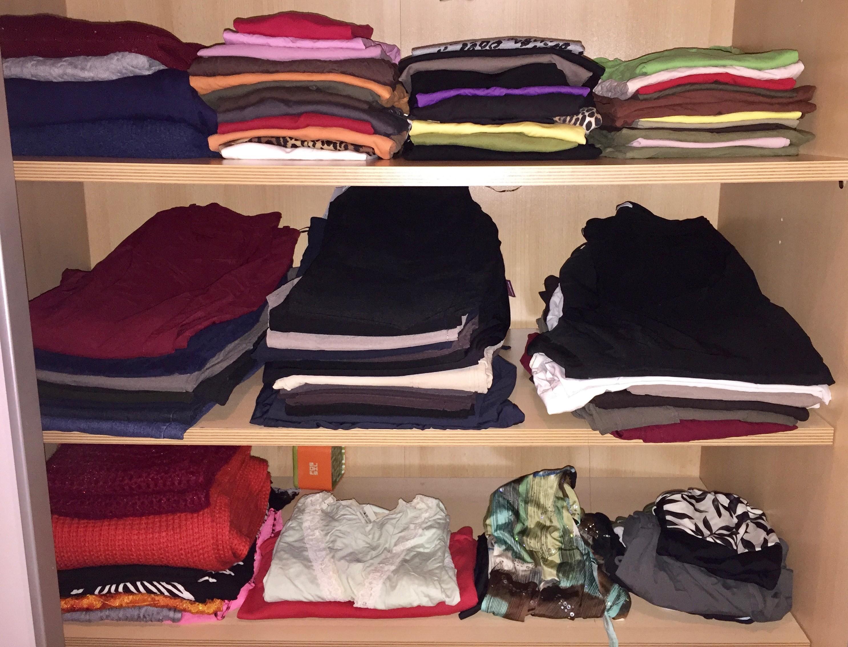 Armoire à vêtements après Christine 2 by Mademoiselle M