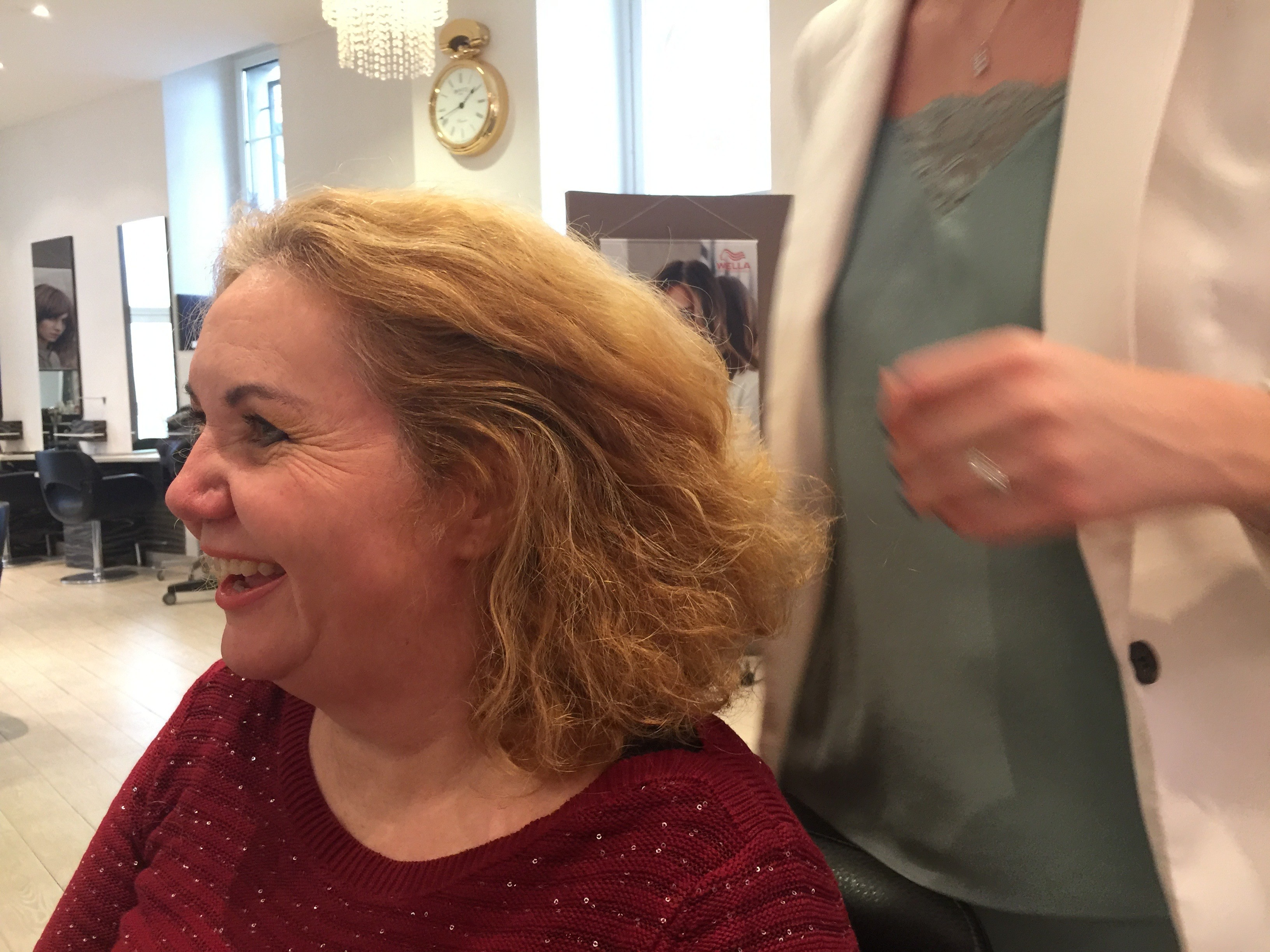 Couleur et coupe coiffure Christine 2 by Mademoiselle M
