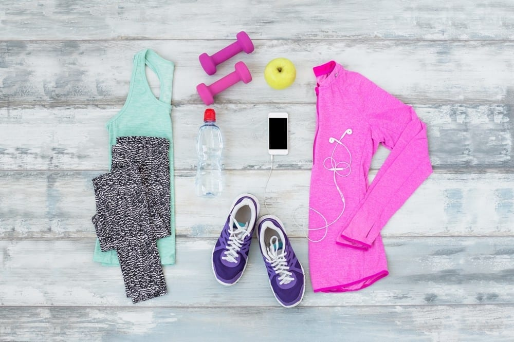 Workout violet by Mademoiselle M