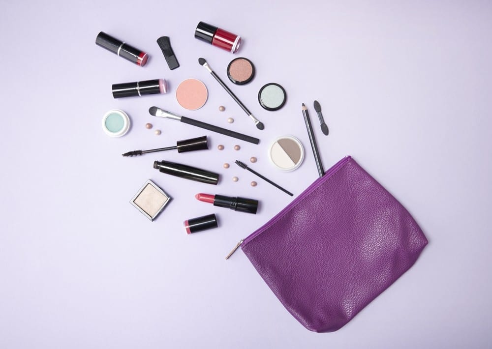 Trousse de maquillage by Mademoiselle M