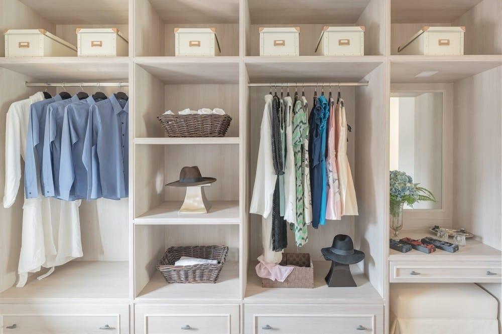 Les secrets d'une garde-robe minimaliste