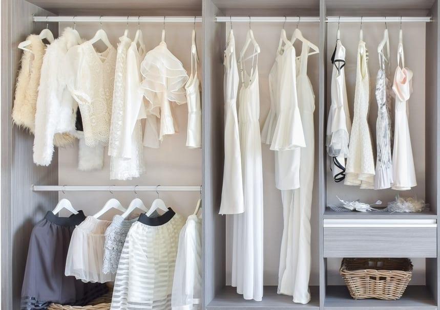 Vêtements : conseils de relooking pour acheter moins mais mieux - Mademoiselle M