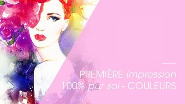 FORMATION « PREMIÈRE IMPRESSION 100% PUR SOI »